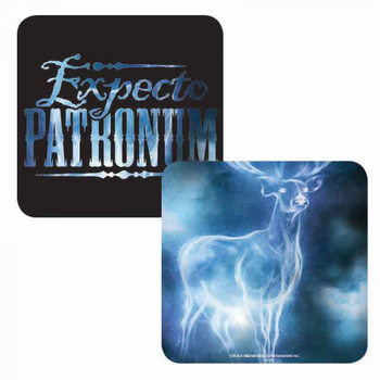 Harry Potter - Expecto Patronum Coasters