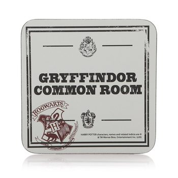 Harry Potter - Gryffindor Common Room Coasters