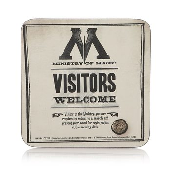 Harry Potter - Ministry of Magic Coasters