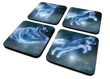 Harry Potter – Patronus Coasters