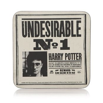 Harry Potter - Undesirable No1 Coasters
