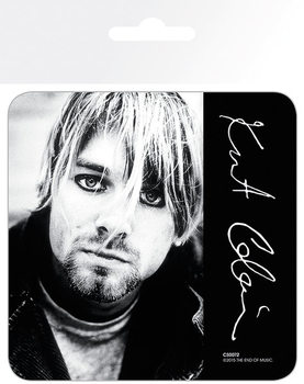 Kurt Cobain - Signature Coasters