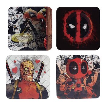 Marvel - Deadpool Coasters