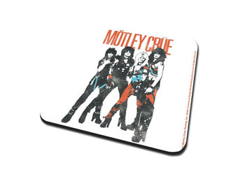 Motley Crue – Vintage World Tour Coasters