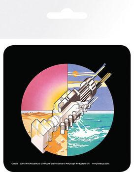 Pink Floyd - Wish You Were Here Circle Coasters