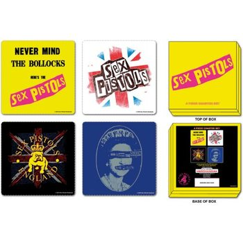 Sex Pistols – Mix Coasters