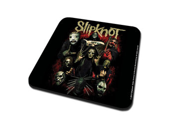 Slipknot – Come Play Dying Coasters