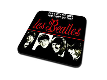 The Beatles – Les Beatles Coasters