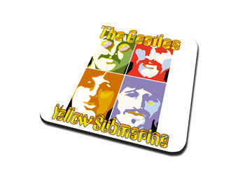 The Beatles – Sea Of Science Coasters