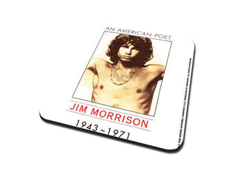 The Doors - American Poet Coasters