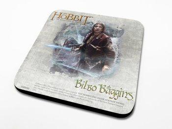 The Hobbit - Bilbo Coasters