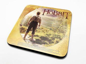 The Hobbit - Circle Coasters