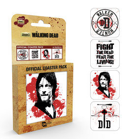 The Walking Dead - Daryl Coasters