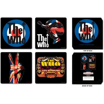 The Who – Mix Coasters
