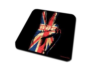 The Who – Peace Fingers Coasters