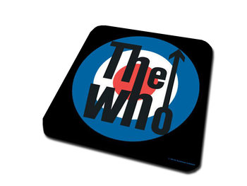 The Who – Target Logo Coasters