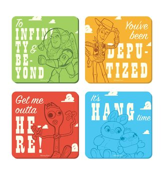Toy Story Coasters