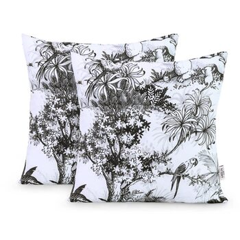 Fundas de almohada Amelia Home - Jungle