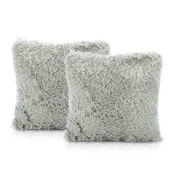 Fundas de almohada Amelia Home - Kravag Grey