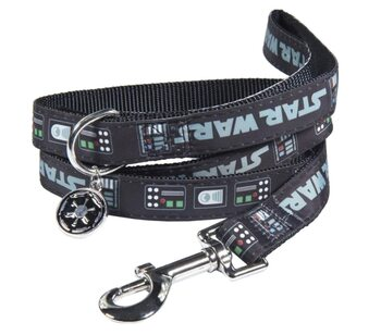 Correas para perros Star Wars - Darth Vader