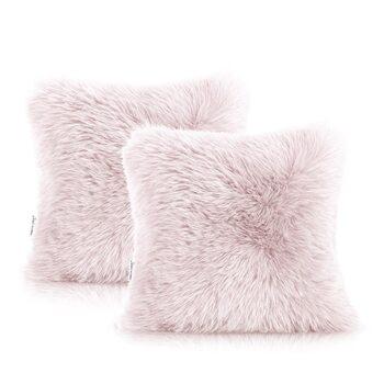 Les taies d'oreiller Amelia Home - Dokka Pink