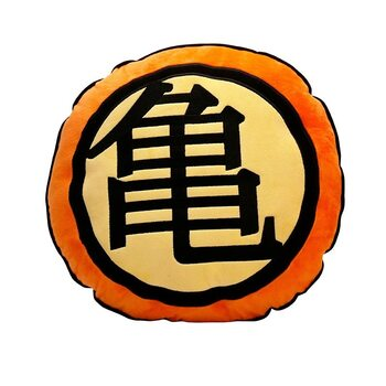 Coussin Dragon Ball - Kame Symbol