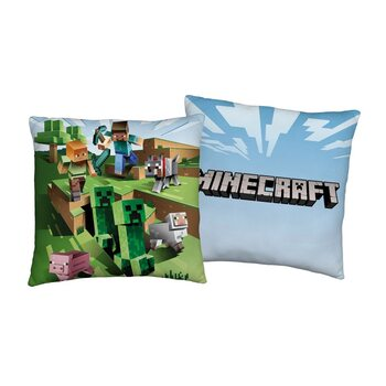 Coussin Minecraft - Caves