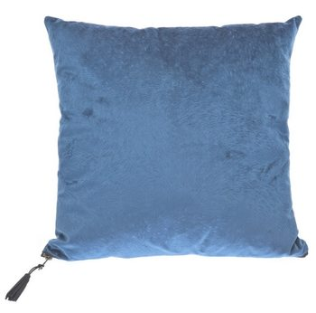 Coussin Pillow Fur Dark Green