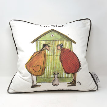 Coussin Sam Toft - Love Shack