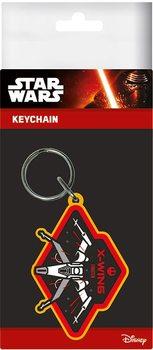 Csillagok háborúja VII (Star Wars: Az ébredő Erő) - X Wing kulcsatartó