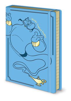 Cuaderno Aladdin - Write Wishes Here