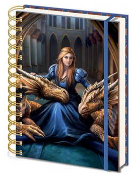 Cuaderno Anne Stokes - Fierce Loyalty