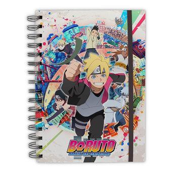 Cuaderno Boruto - Boruto