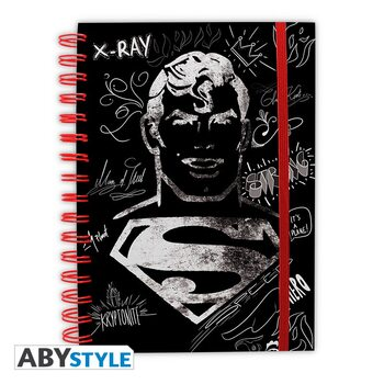 Cuaderno DC Comics - Superman