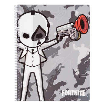 Cuaderno Fortnite A4