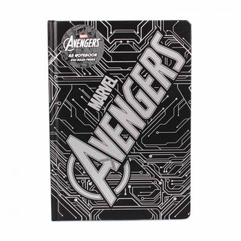 Cuaderno Marvel - Iron Man