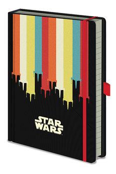 Cuaderno Star Wars - Nostalgia