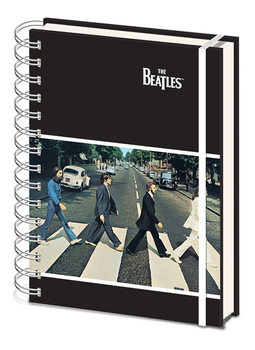 Cuaderno The Beatles - Abbey Road