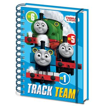 Cuaderno Thomas & Friends