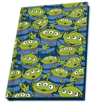 Cuaderno Toy Story - Aliens (A6)
