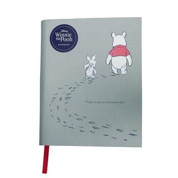 Cuaderno Winnie the Pooh
