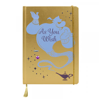 Aladdin - As You Wish A5 Cuaderno