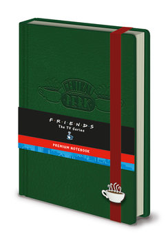 Friends - Central Perk Cuaderno