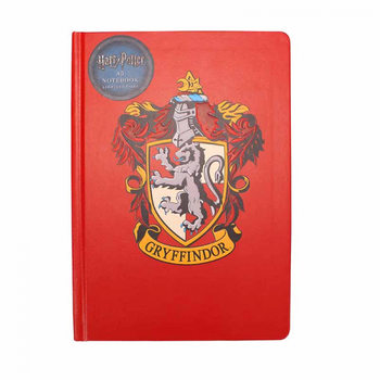 Harry Potter - House Gryffindor Cuaderno