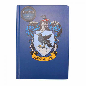 Harry Potter - House Ravenclaw A5 Cuaderno