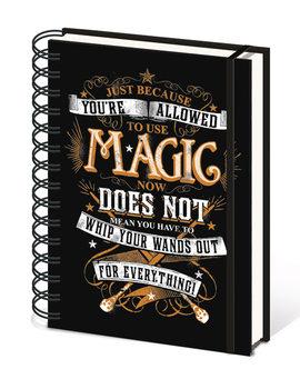 Harry Potter - Magic Cuadernos