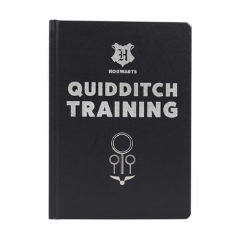 Harry Potter - Quidditch A5 Cuaderno