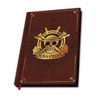 Cuaderno One Piece - Skull