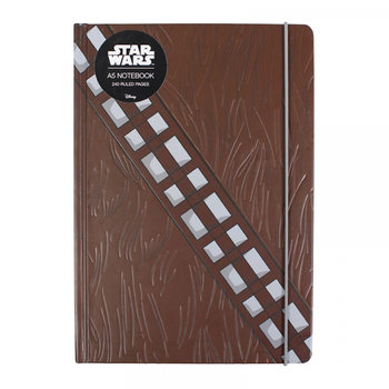 Cuaderno Star Wars - Chewbacca