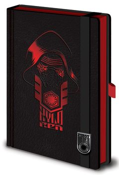 Star Wars Episode VII: The Force Awakens - Kylo Ren Premium A5 Cuaderno